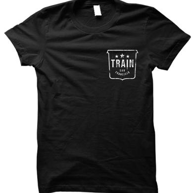 Train Badge Tour Tee