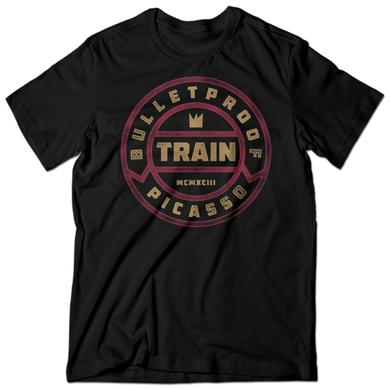 Train Bulletproof Picasso Tour Tee