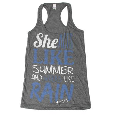 Train Ladies Summer Tank