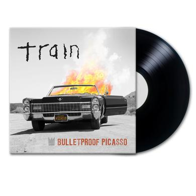 Train Bulletproof Picasso - Vinyl
