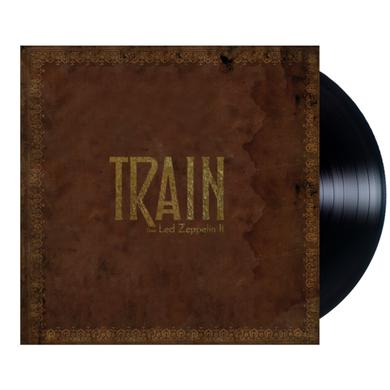 Train Does Led Zeppelin II  Vinyl