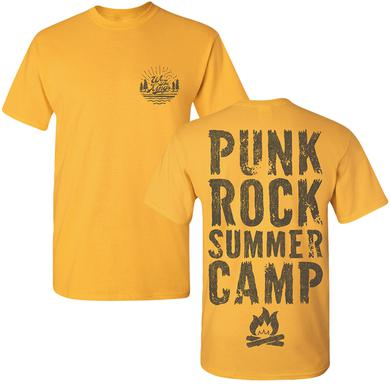 We the Kings Punk Rock Summer Camp Tee