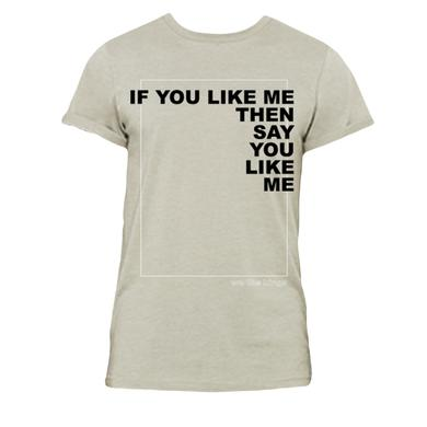 We the Kings If You Like Me Tee