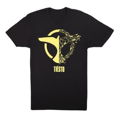 Tiësto 'Breakaway Bird' T-Shirt - Black/Yellow