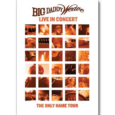 Big Daddy Weave LIVE IN CONCERT DVD