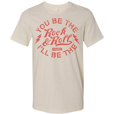 Jason Castro You Be The Rock & Roll I'll Be There T-Shirt