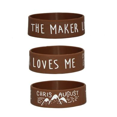 Chris August THE MAKER WRISTBAND