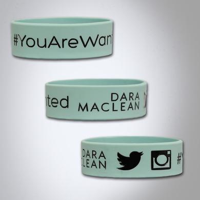 Dara Maclean #YOUAREWANTED Wristband