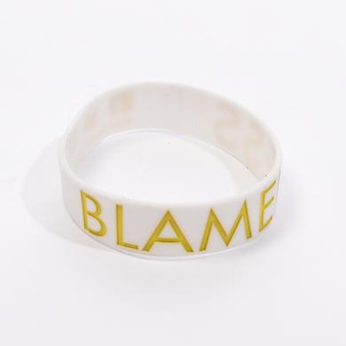 Dara Maclean White with Gold Ink - Bracelet