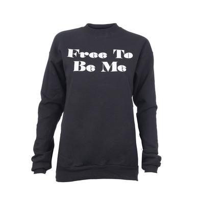 Francesca Battistelli Free To Be Me Sweatshirt