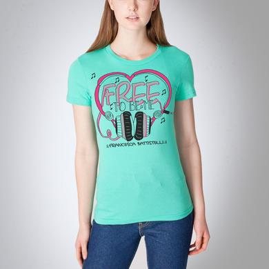 Francesca Battistelli Free To Be Me T-Shirt
