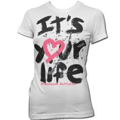 Francesca Battistelli It's Your Life Tee