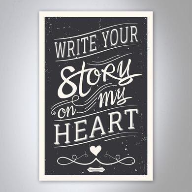 Francesca Battistelli Write Your Story Art Print
