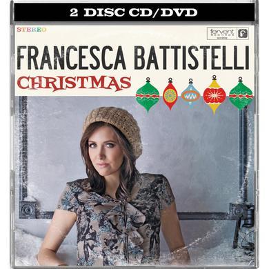 Francesca Battistelli Christmas CD + Live DVD