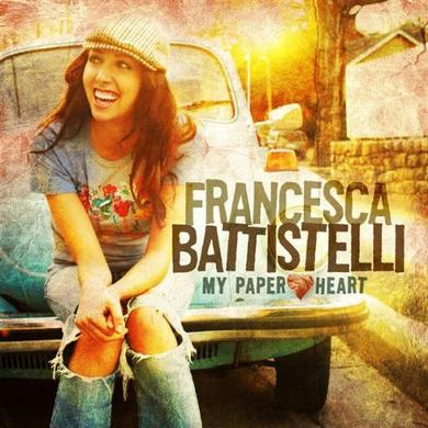 Francesca Battistelli My Paper Hearts Deluxe