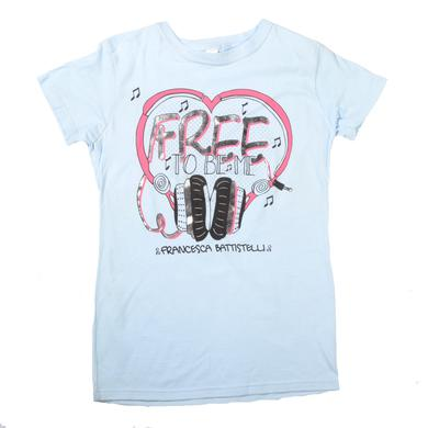 Francesca Battistelli Free To Be Me T-Shirt