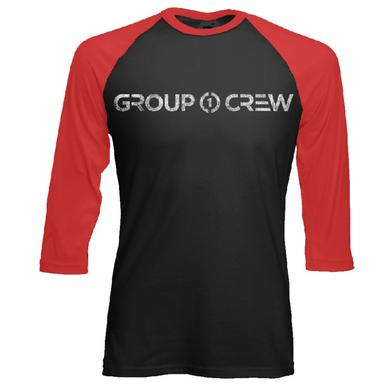 Group 1 Crew G1C LOGO BASEBALL T-SHIRT