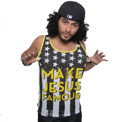 Group 1 Crew MAKE JESUS FAMOUS FLAG TANK