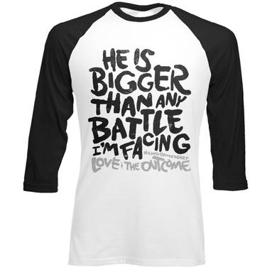 Love & The Outcome King of My Heart Baseball T-Shirt