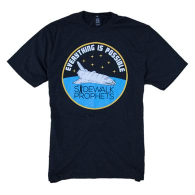 Sidewalk Prophets Everything is Possible Spaceship Tee