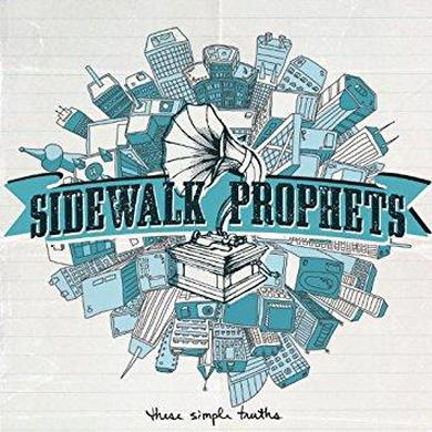 Sidewalk Prophets THESE SIMPLE TRUTHS: DELUXE EDITION CD (autographed)