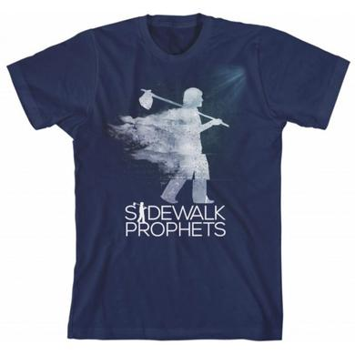 Sidewalk Prophets SOMETHING DIFFERENT T-SHIRT