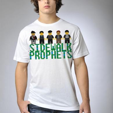 Sidewalk Prophets LEGO BAND T-SHIRT