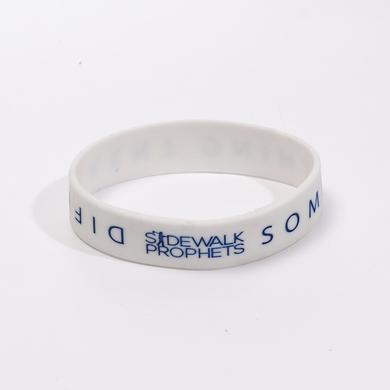 Sidewalk Prophets Something Different Wristband