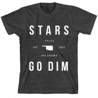 Stars Go Dim OKLAHOMA T-SHIRT