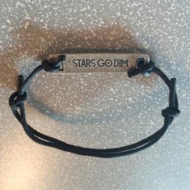 Stars Go Dim Wax Cord Bracelet