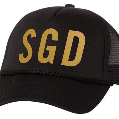 "Stars Go Dim ""SGD"" Trucker Hat"
