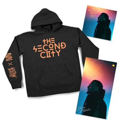 Steven Malcolm Second City Digital EP + Signed Poster + Hoodie