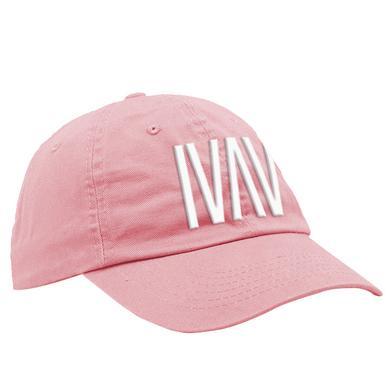 Steven Malcolm Pink Logo Hat
