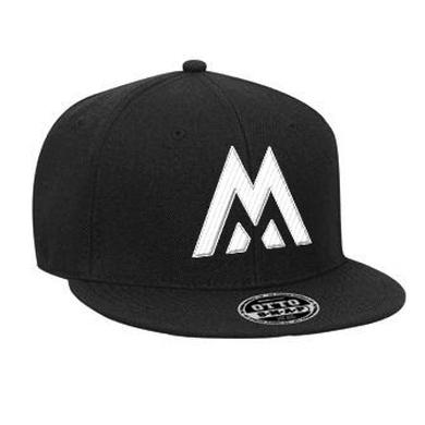 We Are Messengers Black Snapback Hat