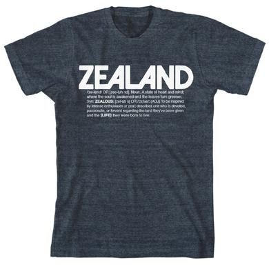 Zealand Worship Logo Definition T-Shirt