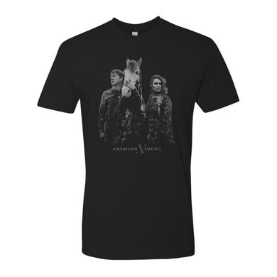 American Young Face T-Shirt