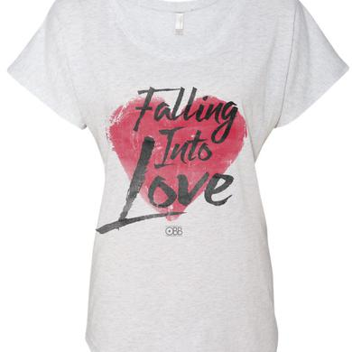 OBB Band Falling Into Love Tee