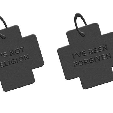 OBB Band I've Been Forgiven Necklace