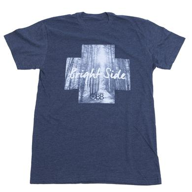 OBB Band Heather Navy Tee