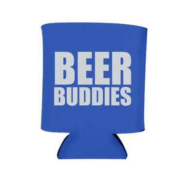 Dylan Scott Beer Buddies Koozie - Blue