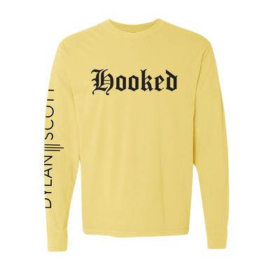 Dylan Scott HOOKED Long Sleeve Web Store Exclusive