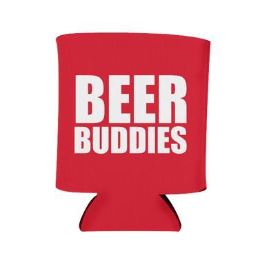 Dylan Scott Beer Buddies Koozie - Red