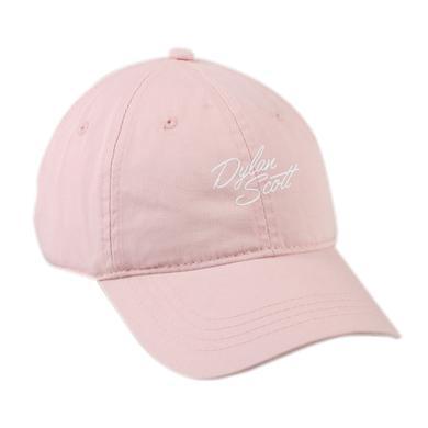 Dylan Scott Adjustable Pink Hat
