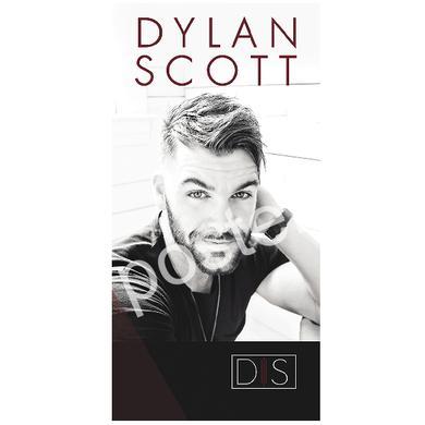 AUTOGRAPHED Dylan Scott Poster