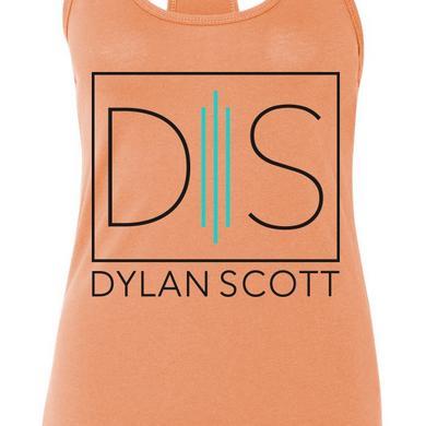 Dylan Scott Ladies' Coral Logo Tank