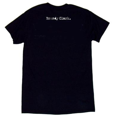 Brandy Clark Unisex Black Tee- Get High.