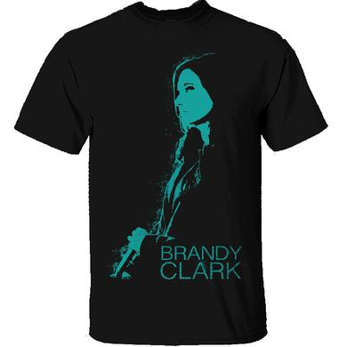 Brandy Clark Unisex Black Photo Tee