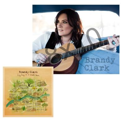 Brandy Clark Big Day In A Small Town CD PLUS 8x10