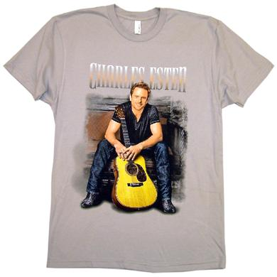 Charles Esten Light Grey Tee