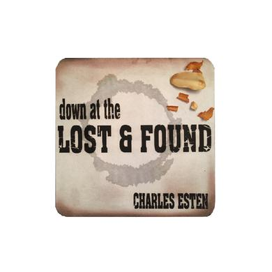 Charles Esten Song Title Sticker-Down At the Lost and Found